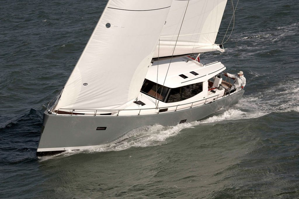 Moody DS 45 for sale brokerage FYS Baleares