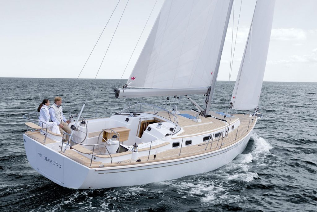 Moody AC 41 for sale brokerage FYS Baleares
