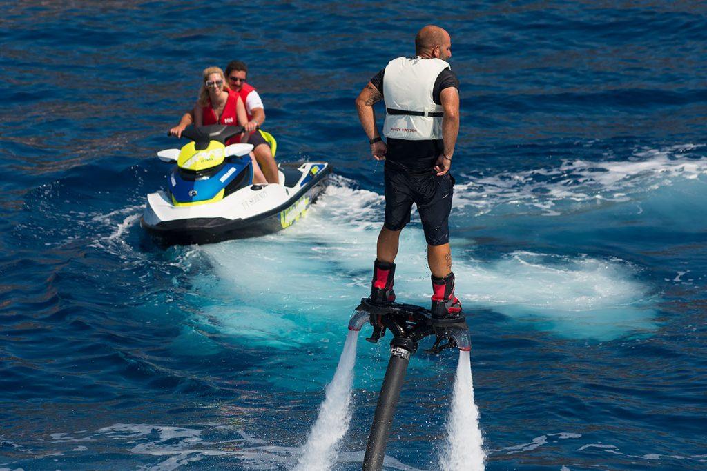 Sport Charter Yacht FLyboard