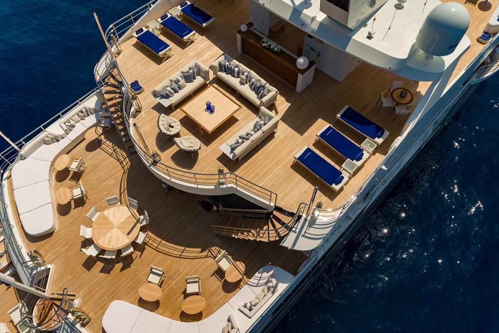 Serenity yacht for charter