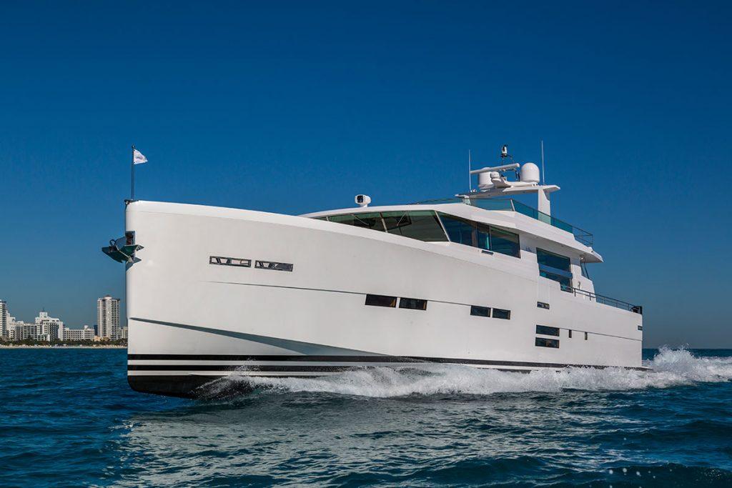 Delta 88 Carbon Mallorca Flensburger Yacht Service