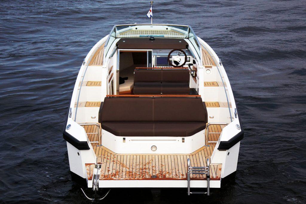 Delta Powerboat 26 Open
