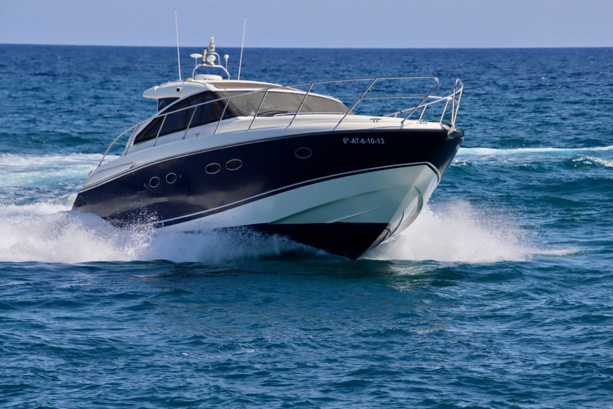 Princess V45 for sale FYS Mallorca