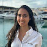 Vicky Lobo Broker y Agente de Alquiler de Yates FYS Baleares